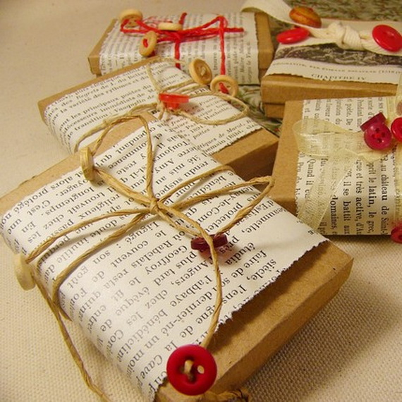 Gift Ideas For Parents Paying For Wedding : ... Monday: Gift Rapping Tips Gift IdeasHoliday Gifts Guide