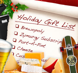 Beer Lovers Holiday Gift Guide