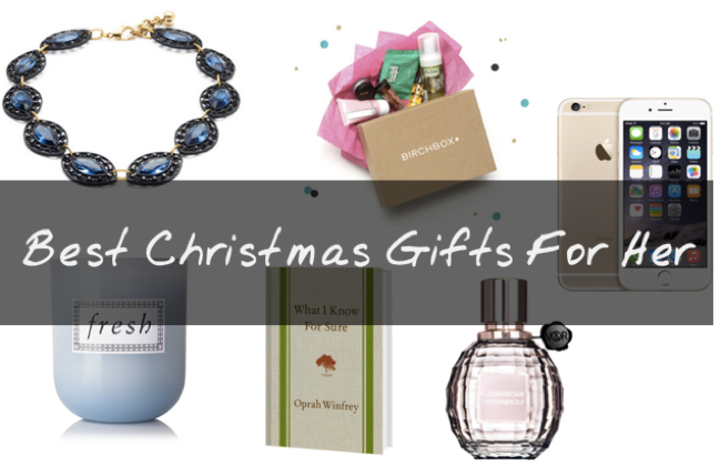 perfect christmas holiday gift for her - Christmas Gift Ideas For Her 2015