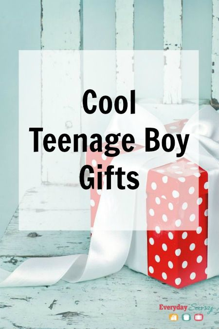 Cool Children's Day Gifts and Presents for Teen Guys