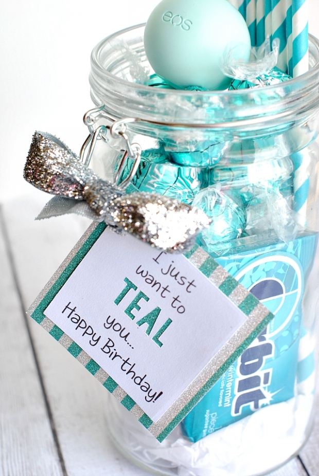 A DIY gift with sweet