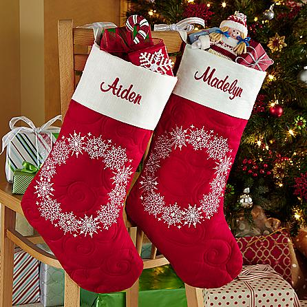 snowflake-wreath-quilted-stocking